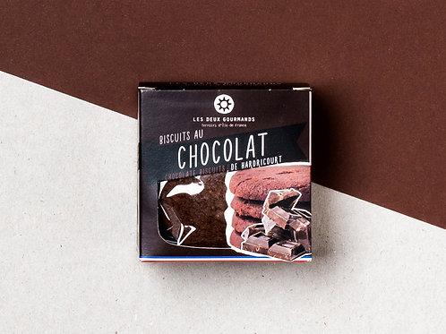 チョコレートビスケット - Les Deux Gourmands