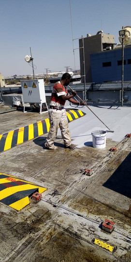 Flat Roof Waterproofing Maintenance