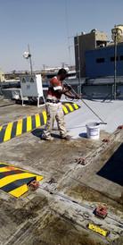 Flat Roof Waterproofing Maintenance