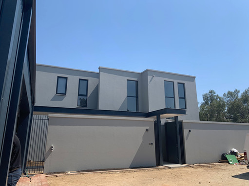Exterior Painting Project - Kyalami Estate (Sept. 2019)