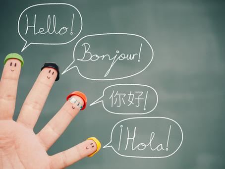 Cómo aprender nuevo vocabulario en una nueva lengua