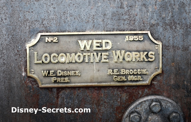 Never Seen Disneyland History