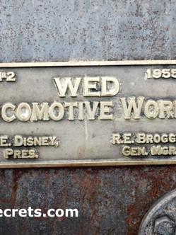 WED Locomotive Works