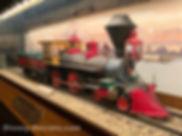 Walt's Train - Disneyland - wWatermark_6