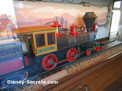 The Carolwood Pacific - Lilly Belle
