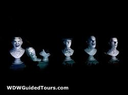 Haunted Mansion Singing Busts