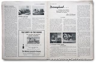 Walt Disney's Old Time Railroad