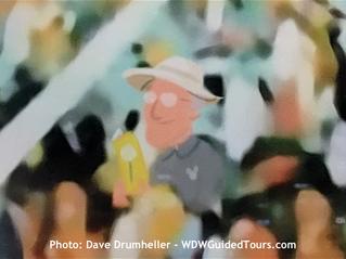 The Smallest Hidden Mickey at Walt Disney World