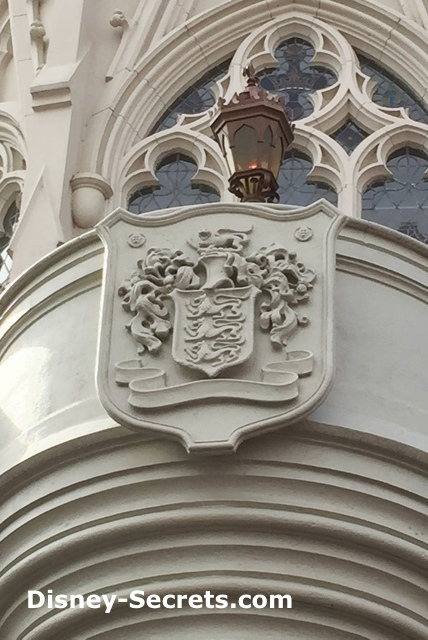 Disney Coat of Arms