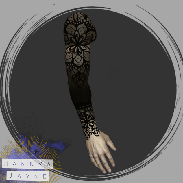 blackwork sleeve tattoo hannya jayne.png