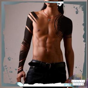 Blackwork Tattoo Concept Hannya Jayne.PNG