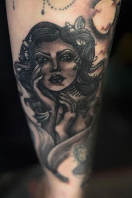 Mermaid-tattoo-Hannya-Jayne-exeter-tatto