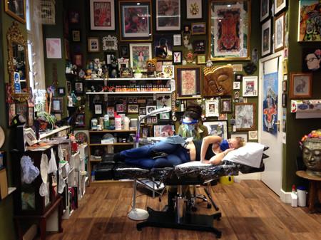 Exeter Tattoo Studio Hannya Jayne
