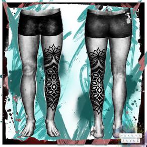 Blackwork tattoo Hannya Jayne .jpeg