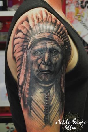 Portrait Chief Joseph Tattoo Noble Savage Hannya Jayne.jpg