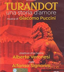 Puccini Turandot - Orchestra del Festival Puccini - Veronesi