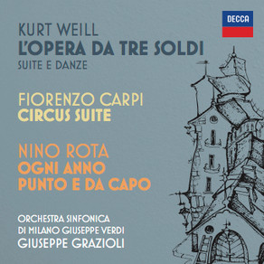 Kurt Weill L'Opera da Tre Soldi - LaVerdi - Grazioli