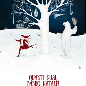 """Diego Maria Bertini - Guido Umberto Sacco """"Quanti guai Babbo Natale!"""" e """"Babbo Natale"""