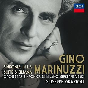 Marinuzzi Sinfonia in La e Suite Siciliana - LaVerdi - Grazioli