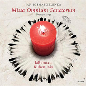 Zelenka Missa Omnium Sanctorum - LaBarocca - Ruben Jais