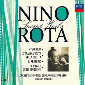 Nino Rota Mysterium - LaVerdi - Grazioli