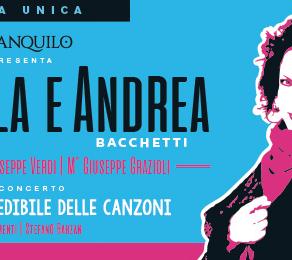 20 dicembre 2018: Ruggiero/Bacchetti per i nostri 20 anni