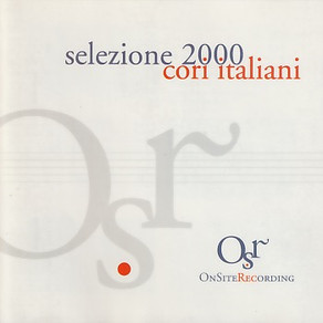 OnSiteRecording - selezione cori italiani