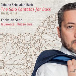 J.S. Bach Cantate per Basso - LaBarocca - Senn/Jais