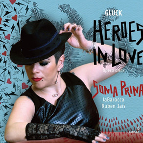 Gluck Heroes in Love - LaBarocca - Prina/Jais