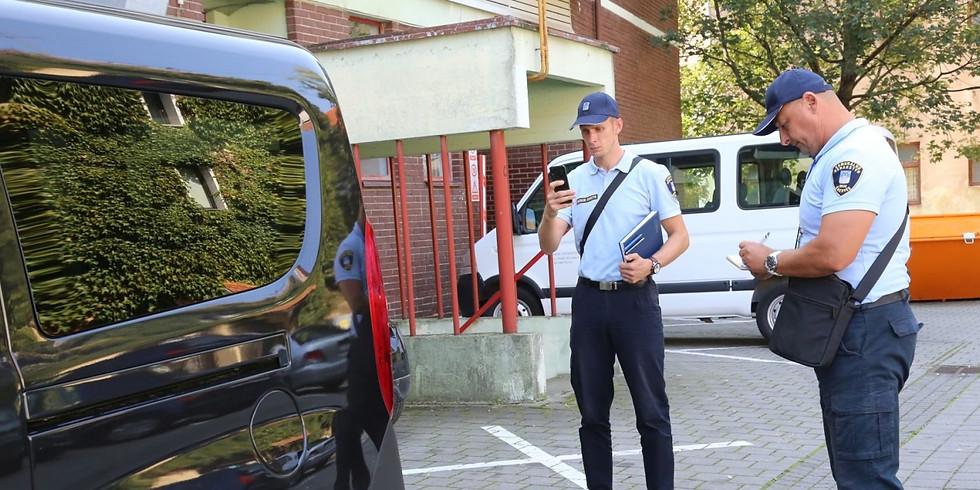 Komunalno redarstvo - primjena Prekršajnog zakona i Zakona o općem upravnom postupku