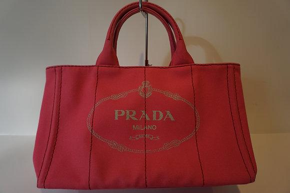 PRADA プラダ カナパMM トートバッグ