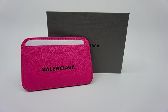 バレンシアガ カードケース パスケース ピンク