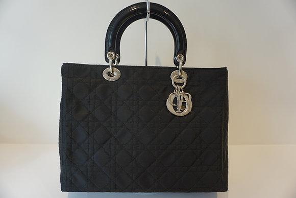 Christian Dior クリスチャン・ディオール ハンドバッグ ブラック