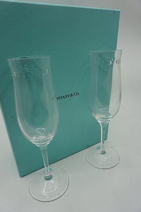 TIFFANY&CO. ティファニー グラス クリア