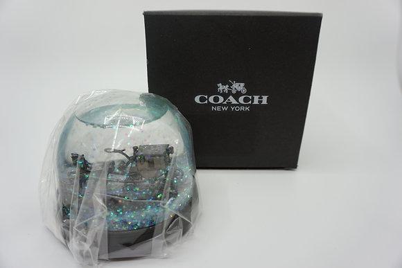 COACH コーチ スノードーム