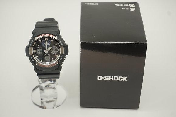 G-SHOCK カシオ 腕時計 GAW-100 電波