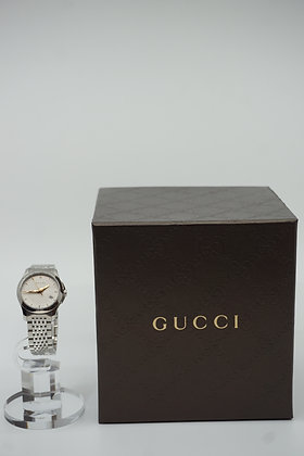 グッチ 腕時計 YA126565 QZ レディース