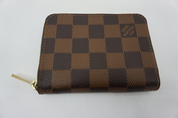 LOUIS VUITTON ルイヴィトン ダミエ ジッピーコインパース