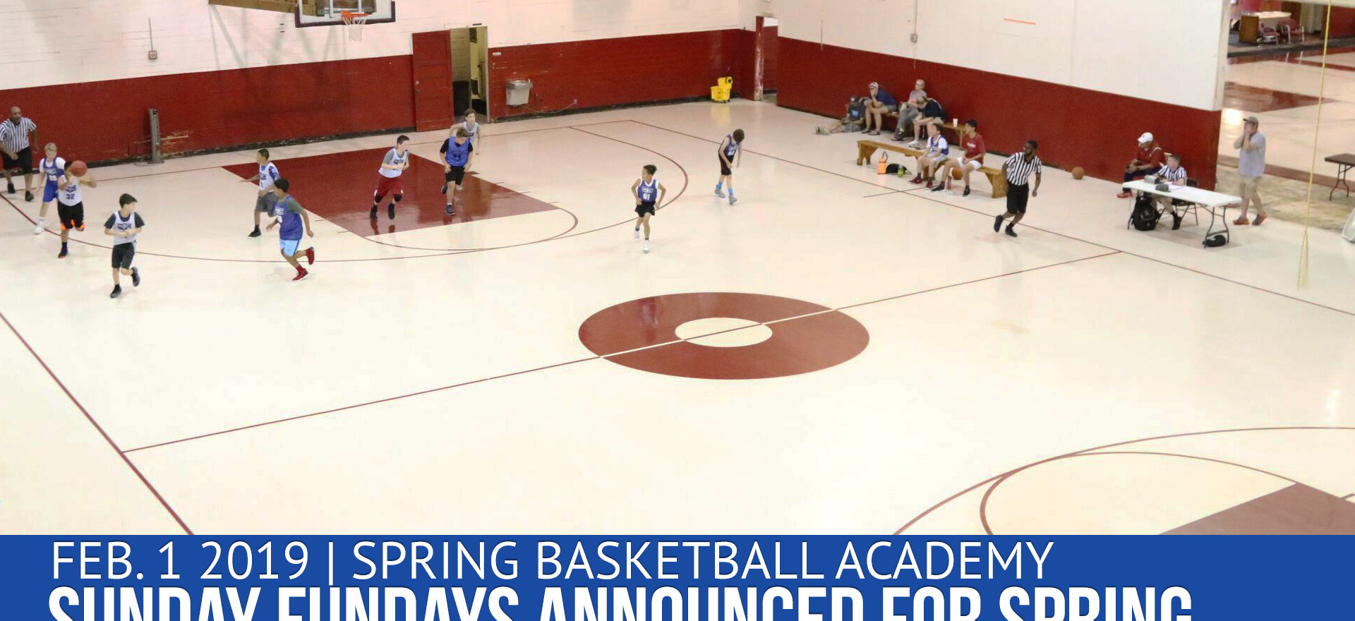 Spring Basketball Academy - Sunday Funda