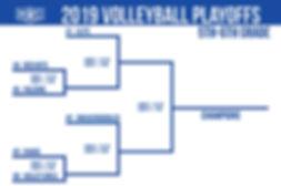 2019 5th-6th Grade NOC Volleyball Playof