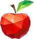 Geometric Apple.png