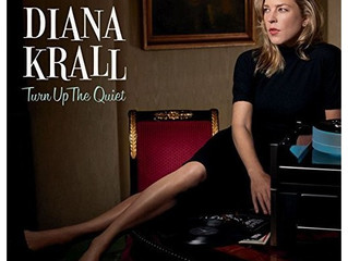 "Above A Whisper: Diana Krall's ""Turn Up The Quiet"""