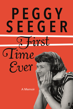 Book cover peggy seeger