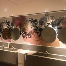 滬尾藝文休閒園區-裝飾牆