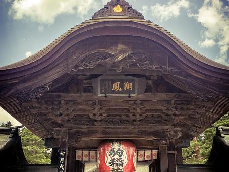 今週のロコフォト*神社