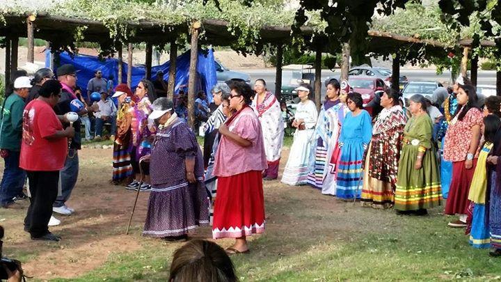 Honorable Havasupai Dancers