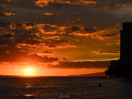 今週のロコフォト*ハワイ写真♪