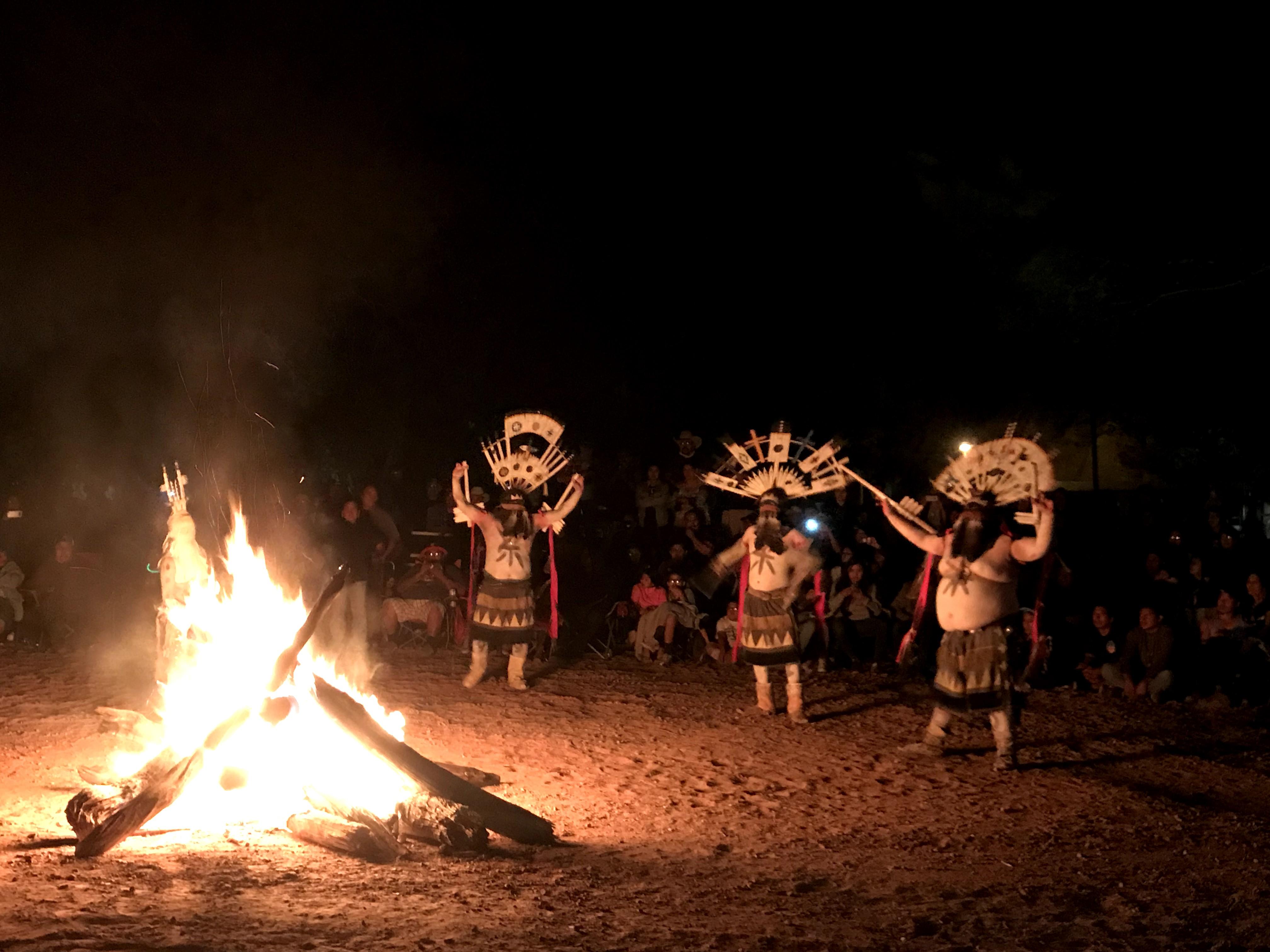 Sacred Spirit Dancers