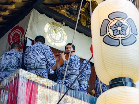 今週のロコフォト*祇園祭