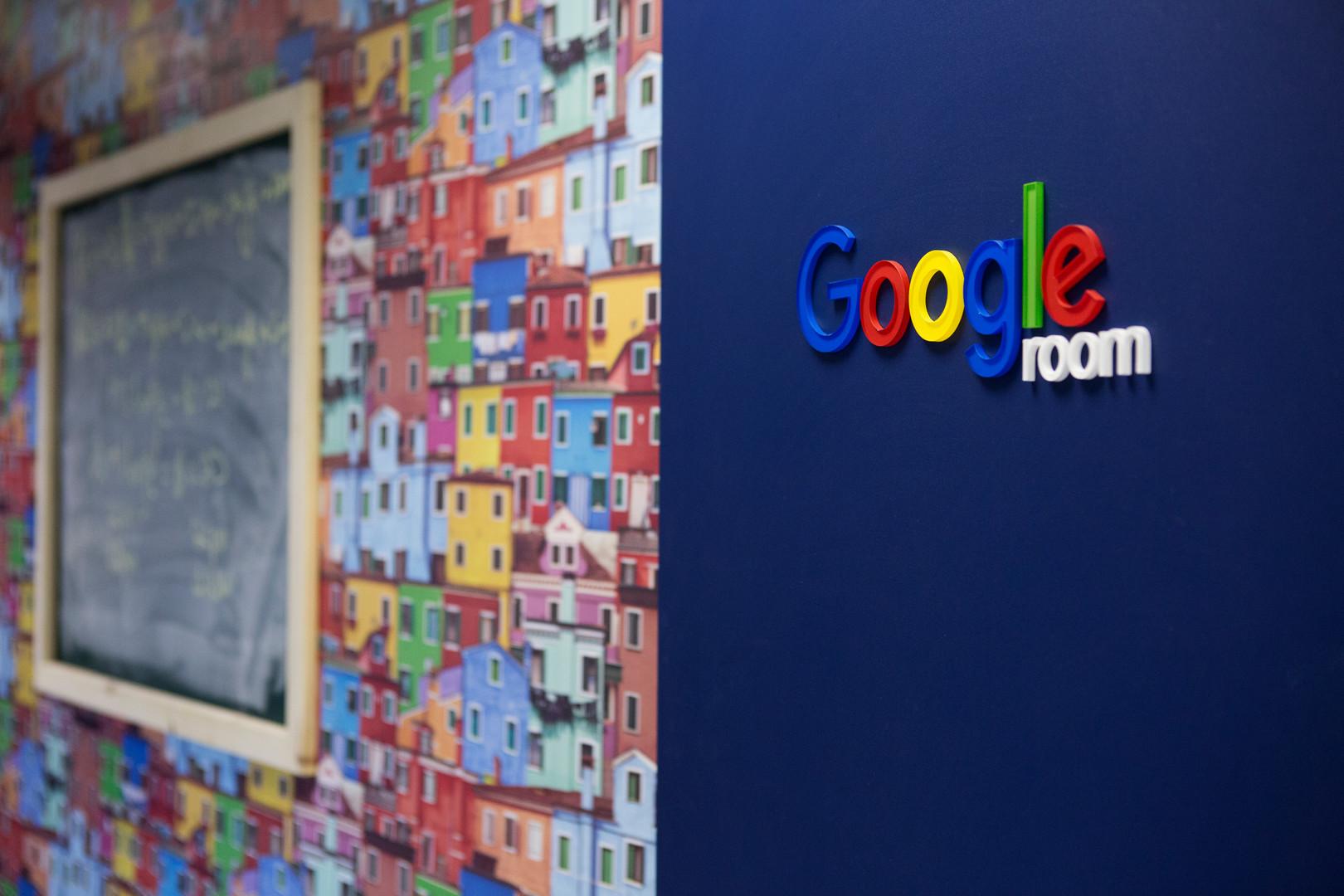 משרד בחסות גוגל